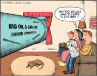 Big Oil and Gas